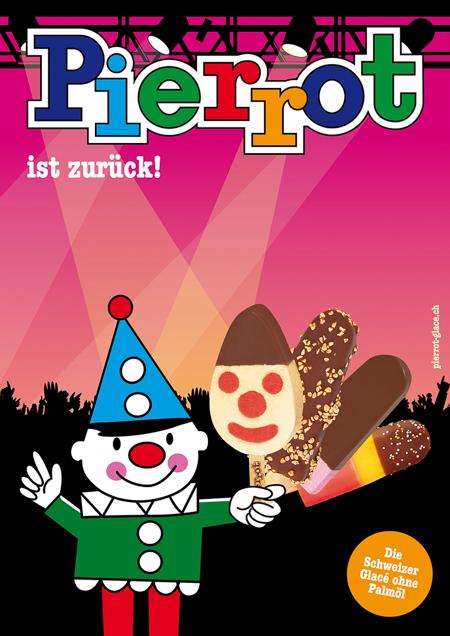 Pierrot Plakat Festival